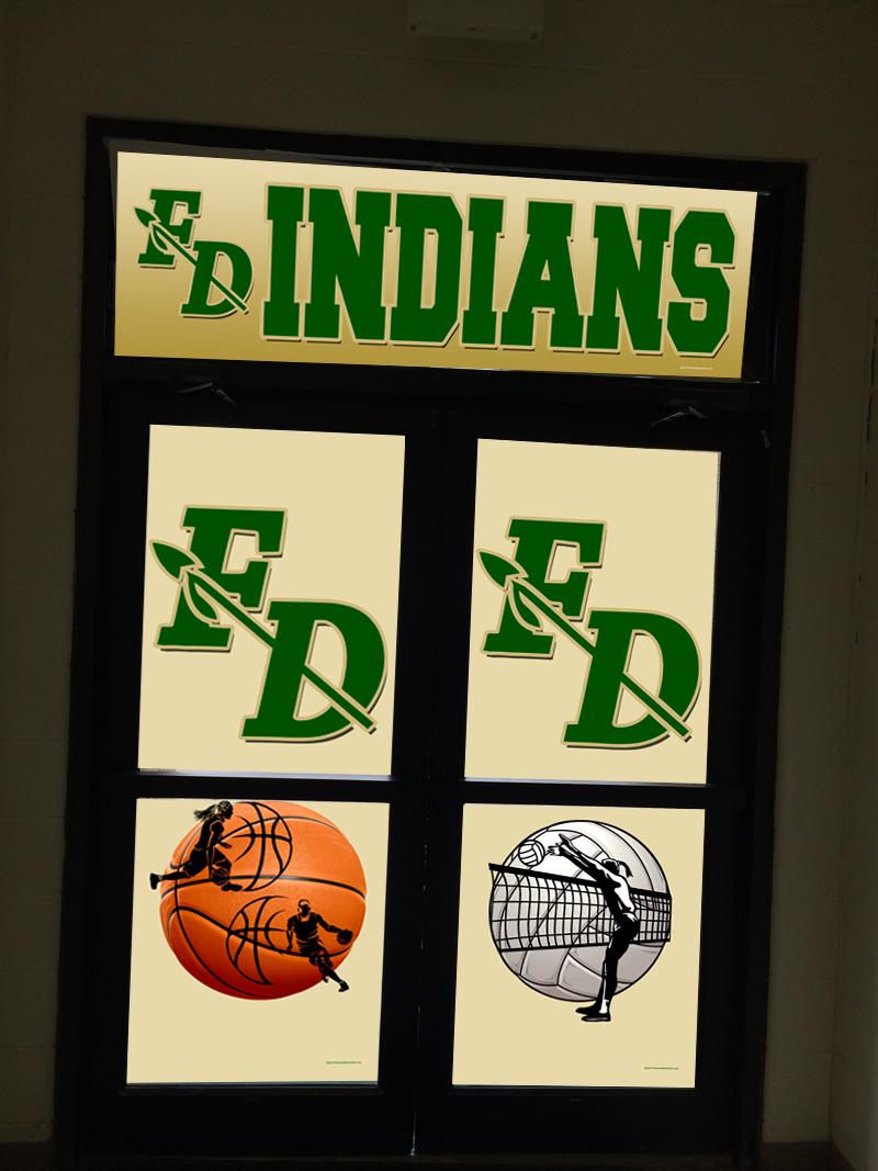 Fort Davis Door Window Screens 72×27
