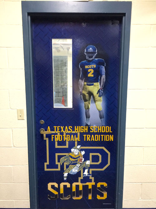 HP-Scot-player-door-wrap