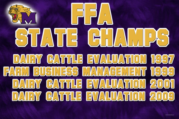 Vocational Agricultural Science (FFA)