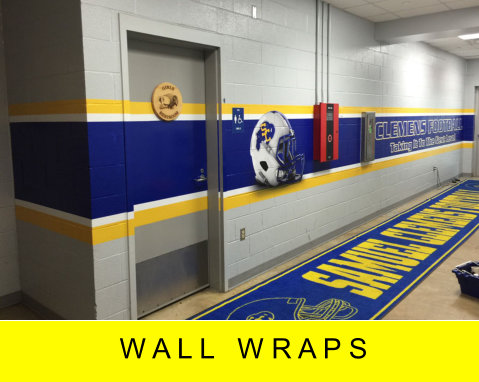 wall wraps by image maker signs
