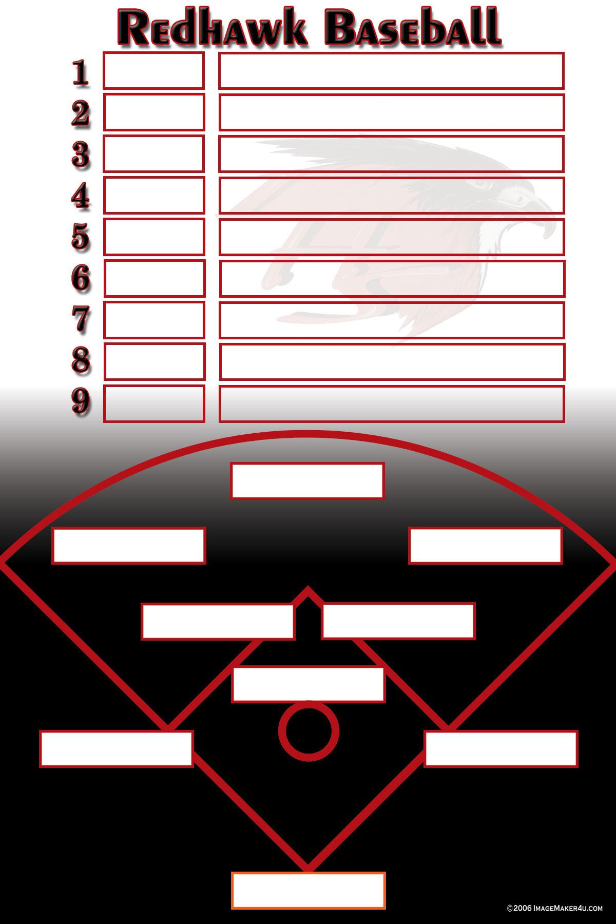 baseball game schedule maker