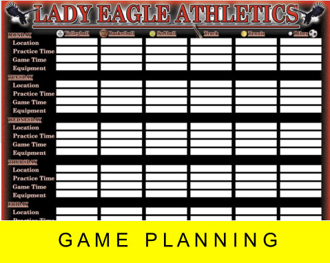 game planning boards main image maker